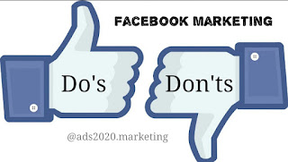 Do's and Don'ts of Facebook Marketing