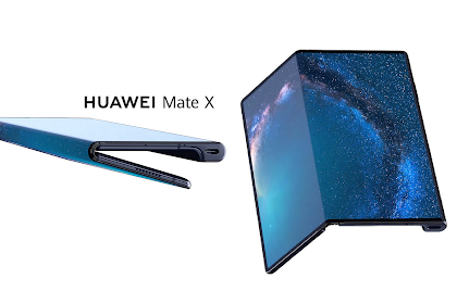 Huawei Mate X Foldable Phone Guide Spec and News