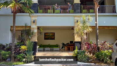 The Widyas Luxury Villa Bali | Front Office