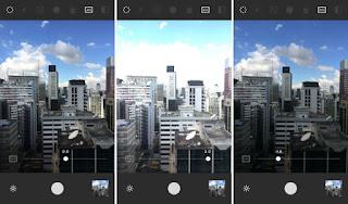 Editar fotos con VSCO