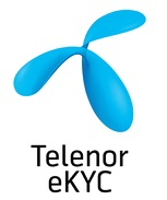 Telenor EKYC App logo