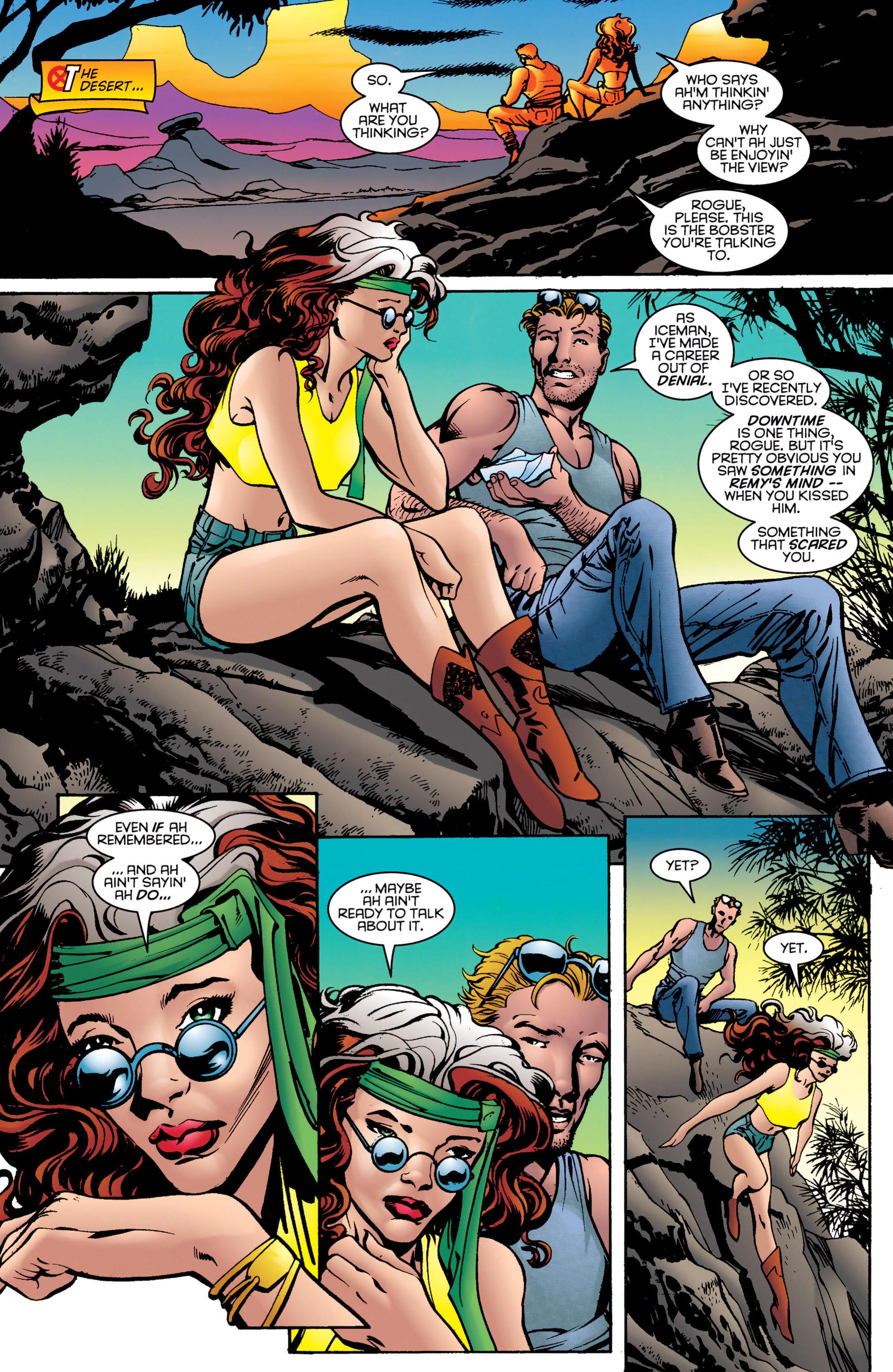 Read online Uncanny X-Men (1963) comic -  Issue #323 - 16