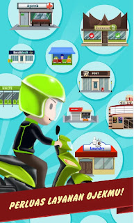 Download Game Juragan Ojek V1.2.7.5 MOD Apk ( Unlimited Money & Coins )