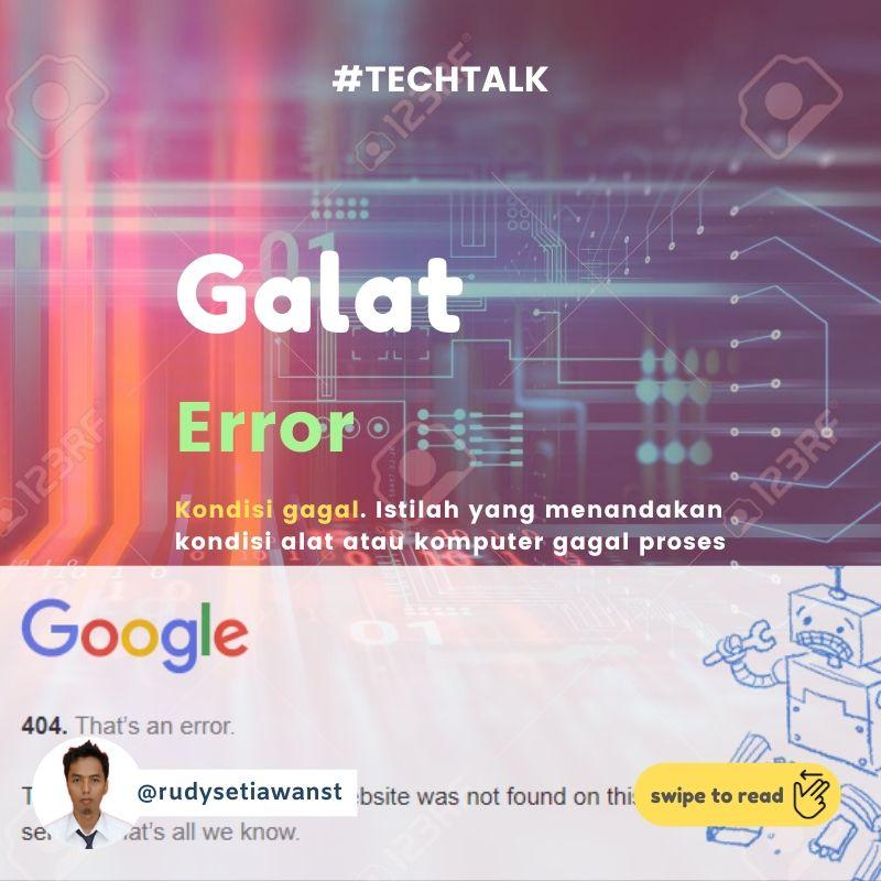 Istilah-istilah teknologi dalam bahasa Indonesia yang mulai sering di gunakan
