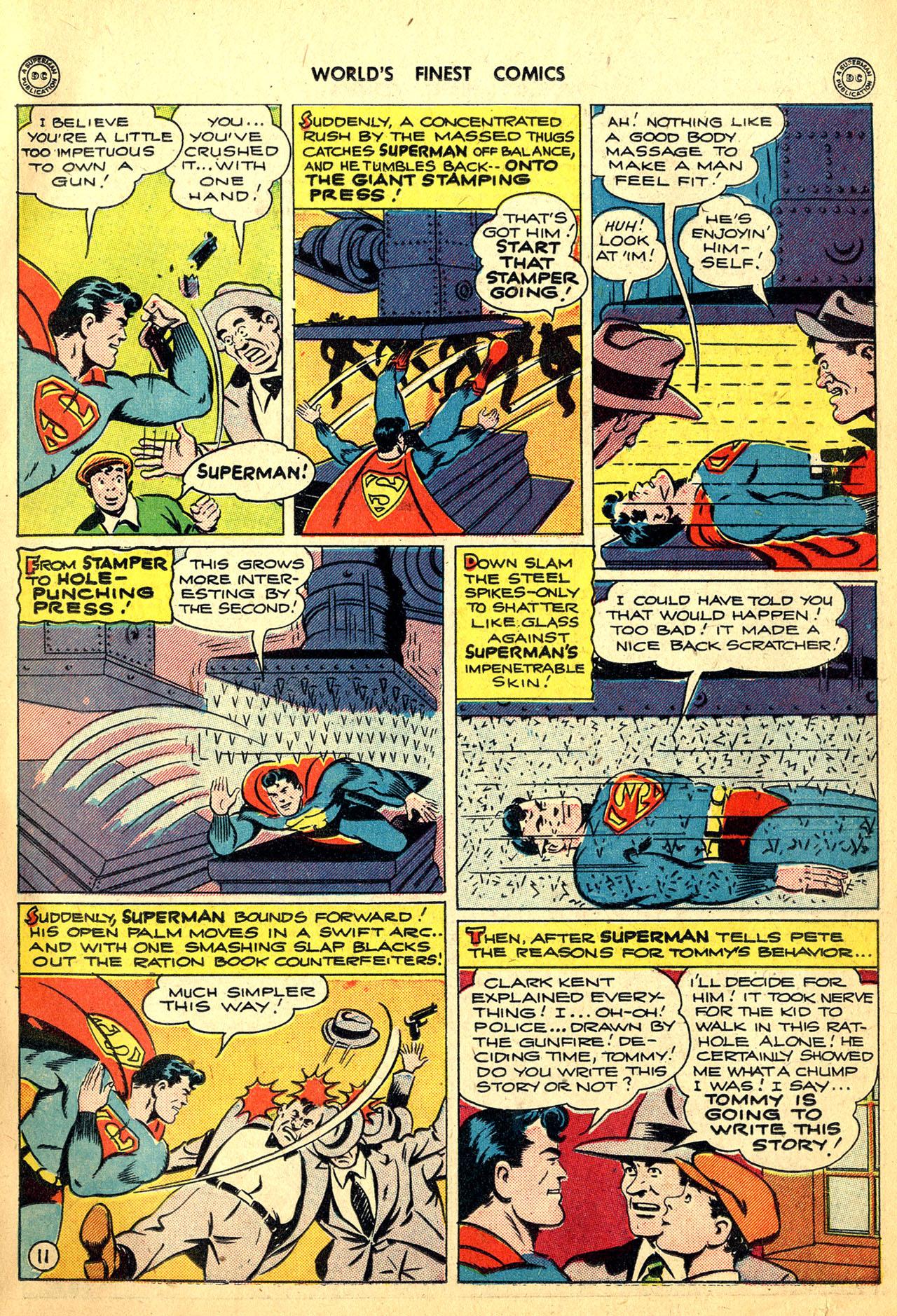 Read online World's Finest Comics comic -  Issue #18 - 13