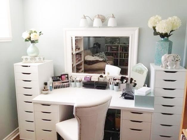 Mijn droom een beauty kamer  inspiratie fotos
