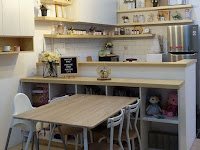 20 Desain Dapur Outudor Minimalis Sederhana