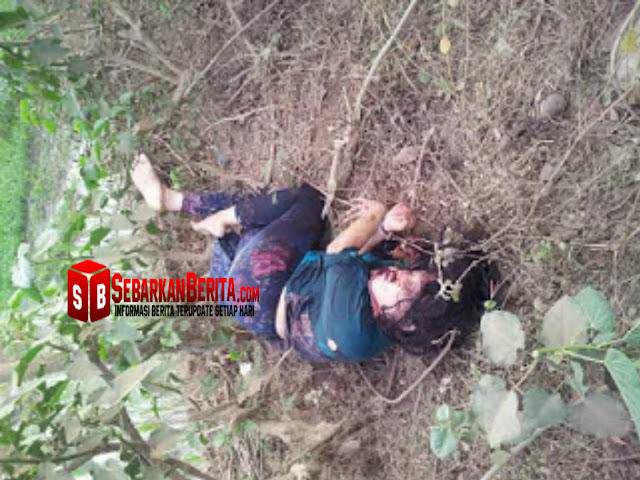 Breaking news - Penemuan Mayat Wanita Misterius di Belakang Kantor Camat.