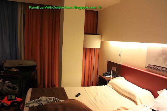 Hotel, Madrid, Spain