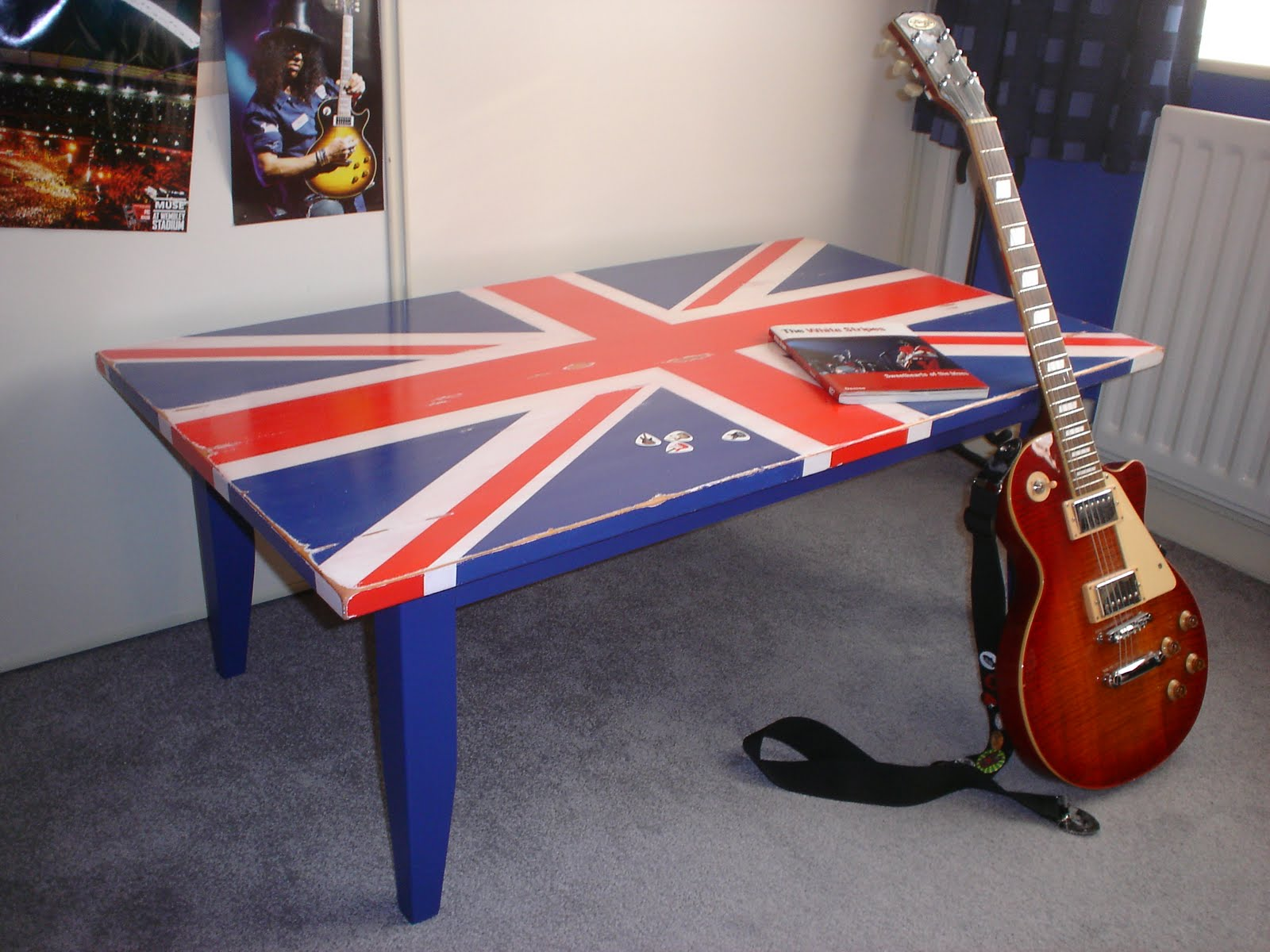 Smithy's Painted Furniture: Cool Britannia!