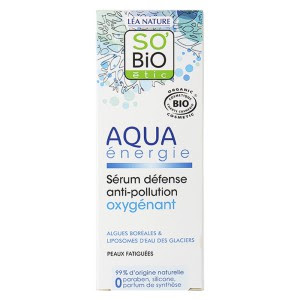 sérum anti-pollution bio