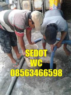 Sedot Wc - Layanan Jasa Termurah di Surabaya dengan harga Terbaik