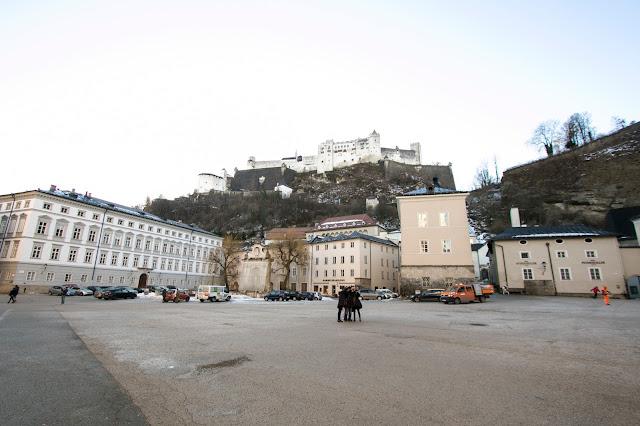 Festung Hohensalzburg (fortezza)-Salisburgo