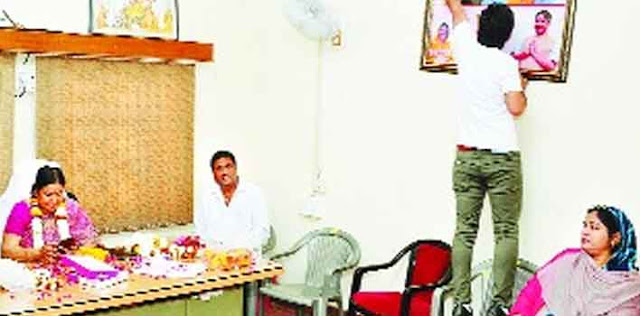 निगम संचालन समिति के 19 चेयरमैनों ने संभाला पदभार, भाजपा के 6 रहे दूर