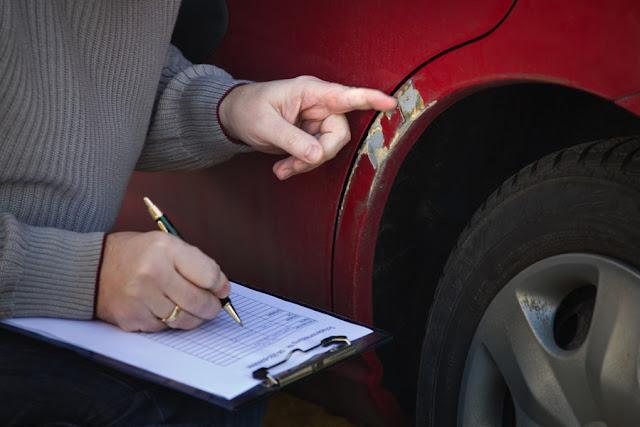 Hal yang Harus Anda Lakukan Untuk Mendapat Klaim Asuransi Kecelakaan Mobil