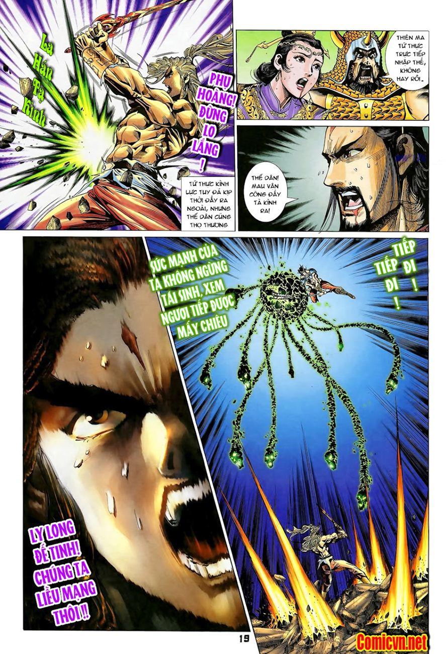 Đại Đường Uy Long chapter 85 trang 18