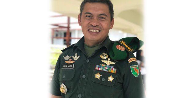 Kodim 0416/Bute: TNI Hadir Untuk Melindungi Rakyat Bukan Untuk Membunuh Rakyat