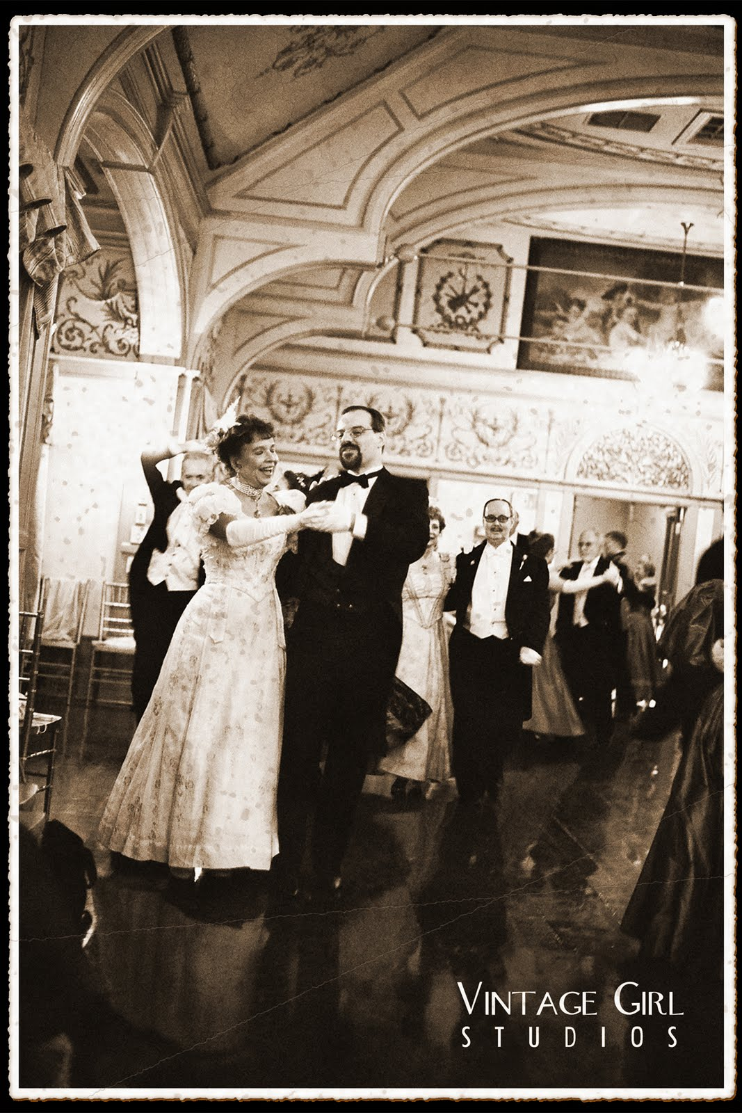 Vintage Girl: Newport Vintage Dance Week 2011