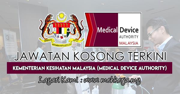 Jawatan Kosong Terkini 2018 di Kementerian Kesihatan Malaysia