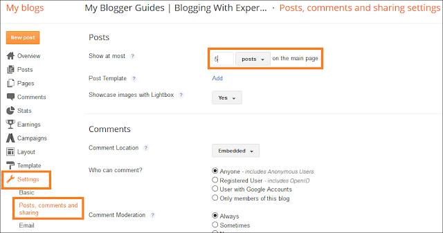 Reduce Load Time, Make Blogger Blog Faster, Reduce Loading Time Of Blogger