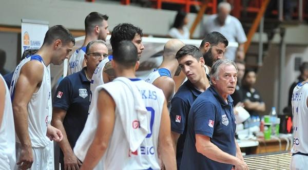 Εθνική Ανδρών : Μ. Βρετανία-Ελλάδα 64-92 (Τουρνουά Πάτρας).  Δηλώσεις Μίσσα, Σλούκα και Μήτογλου. Θερμό χειροκρότημα για τον Κώστα Πετρόπουλο