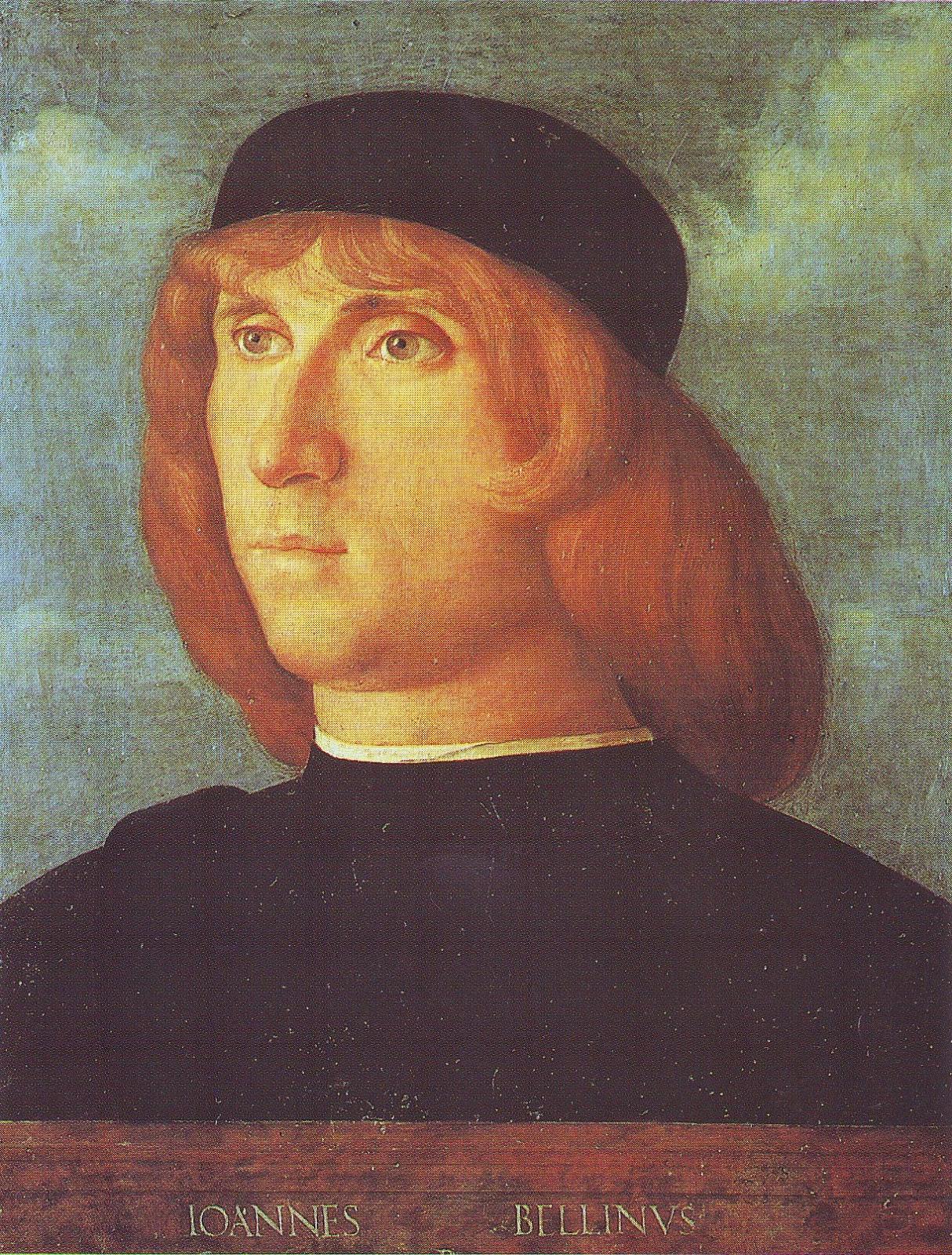 Giovanni Bellini, Autorretrato