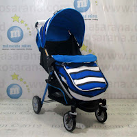 Kereta Bayi Happy Dino LC360 Foot Cover