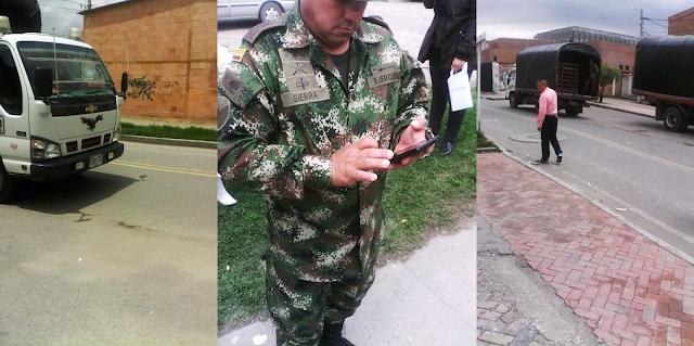 ¿Estuvo haciendo batidas ilegales el Ejército en Sabana Occidente?