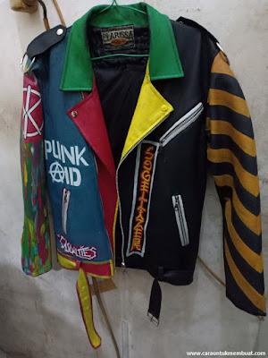 Jaket Punk Indonesia Keren