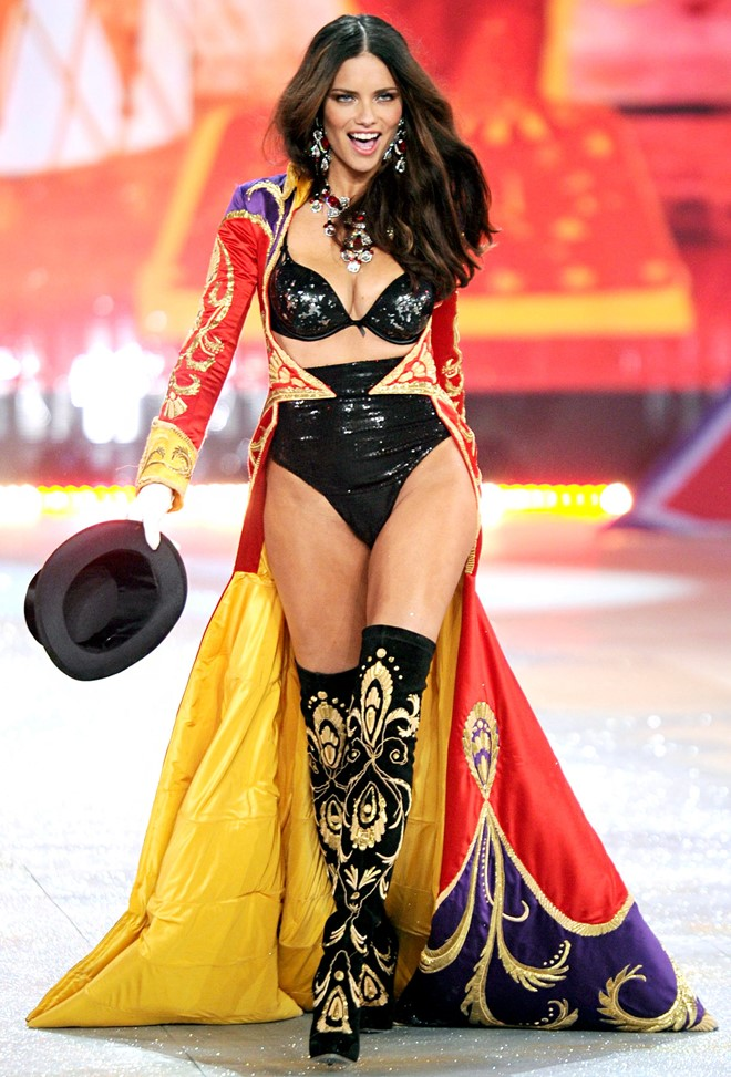 Adriana Lima Victoria's Secret