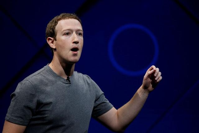 Facebook Krisis, Zuckerberg Tenangkan Karyawan