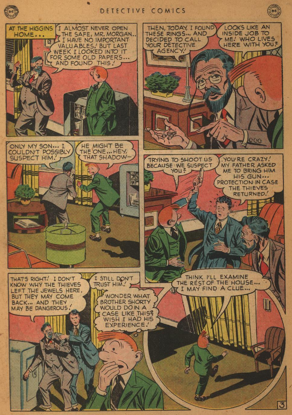 Read online Detective Comics (1937) comic -  Issue #152 - 26