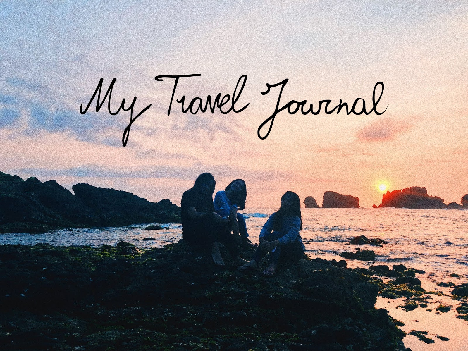 Beach, Sunset, and Us  | Journey of the Week