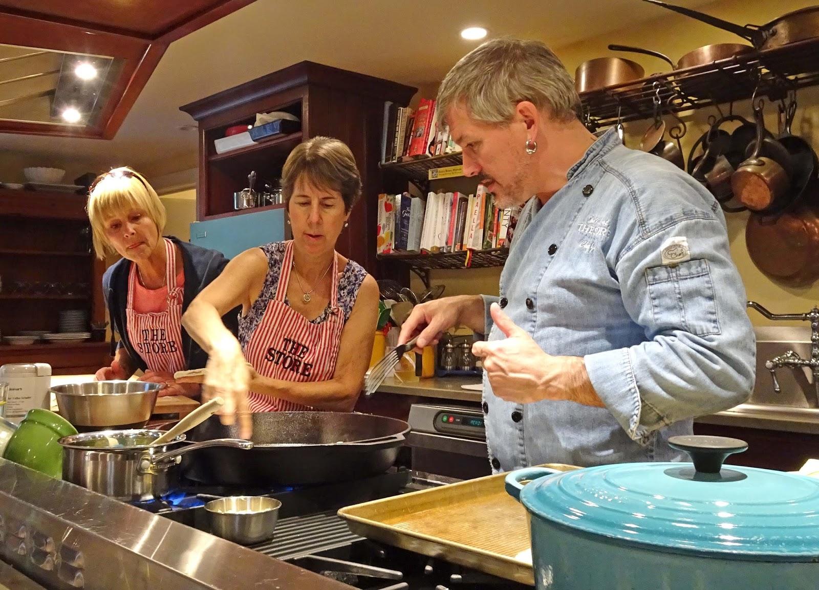 Ladles Soup Kitchen