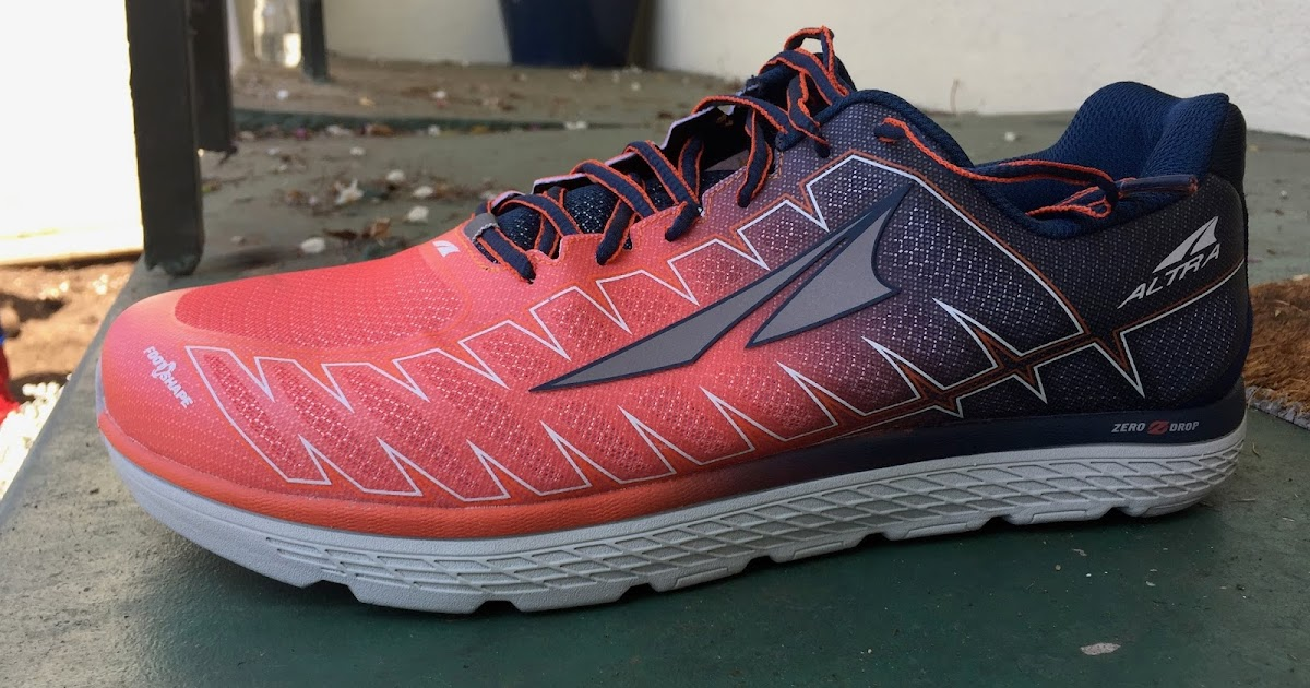 3dae8f360ab3 Road Trail Run  Altra One V3 Review  Not the One