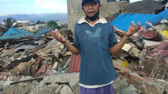 Pertolongan Allah Begitu Nyata Bagi Andi Mustafa, Korban Gempa yang Selamat Dengan Berzikir!