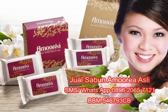 Jual Online Sabun Amoorea Asli/ Original Harga terMurah