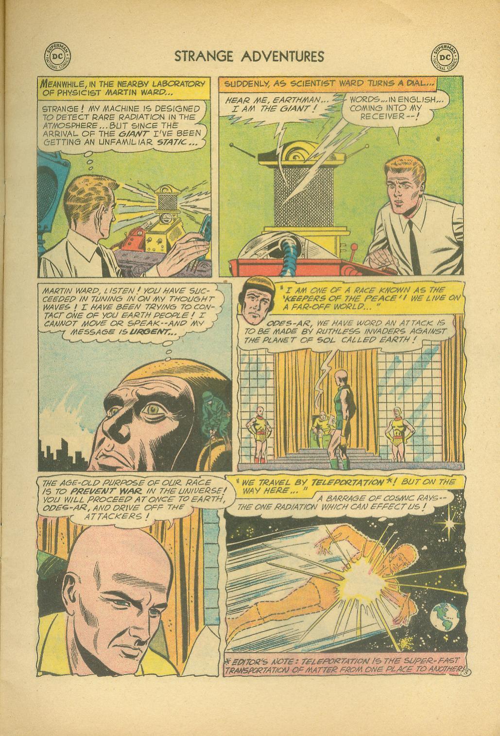 Strange Adventures (1950) issue 76 - Page 5