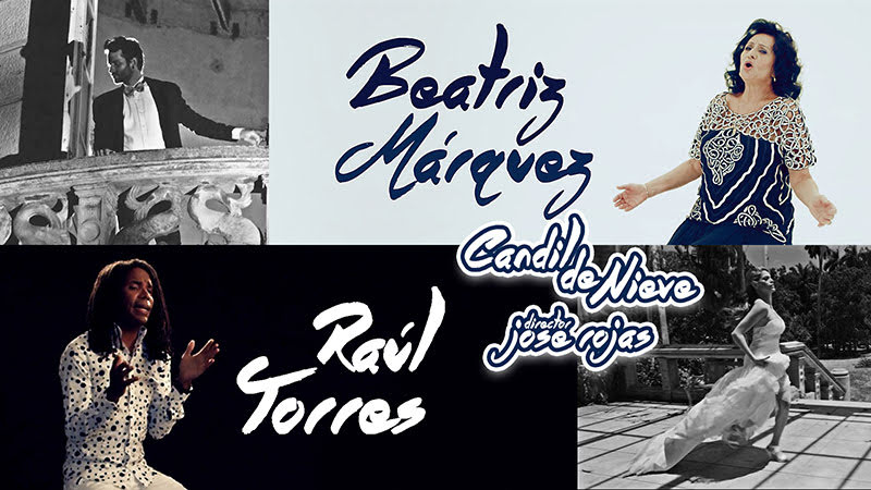 Beatriz Márquez y Raúl Torres - ¨Candil de Nieve¨ - Videoclip - Director: Jose Rojas. Portal Del Vídeo Clip Cubano