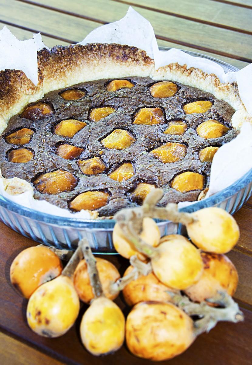 Gourmandise et cuisine tarte bibasses - Cuisine et gourmandise ...