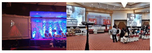 Jasa Sewa Screen Proyektor di Jakarta Terlengkap