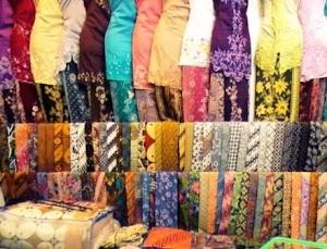 Alamat Toko Grosir Batik di Surabaya