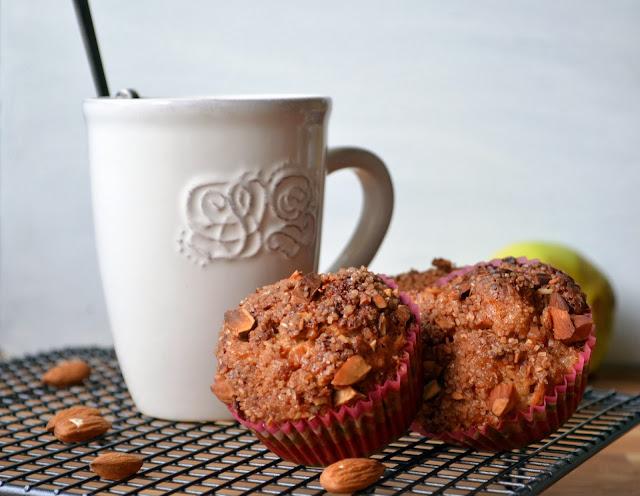 muffiny-z-jab%C5%82kami1 Muffiny z jabłkami i cynamonem Nigelli Lawson