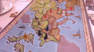 QMG:1914 the opening turns