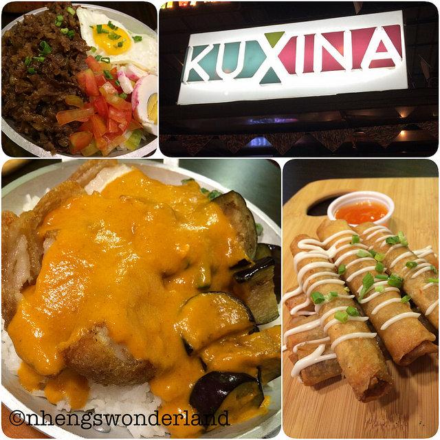 Carnival Food Park Marikina - Kuxina