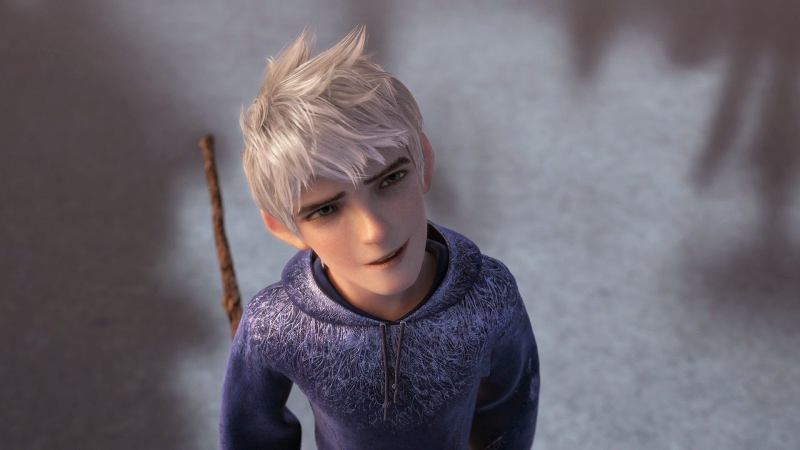 Popcorn Culture: H Is For Hubba HubbaJack Frost Rise Of The Guardians Human