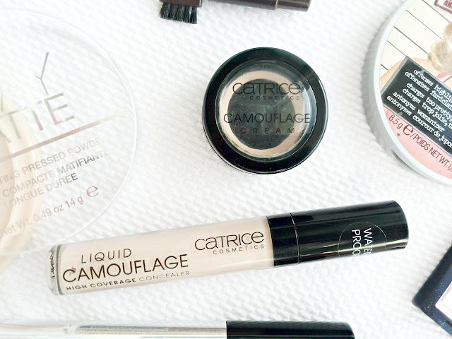 Catrice Camouflage Cream, Catrice Liquid Camouflage