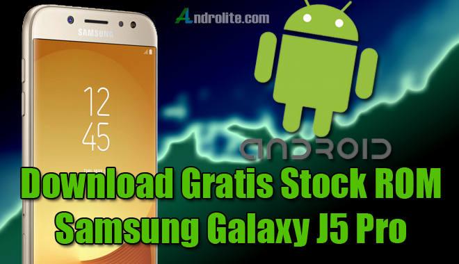 Download Stock ROM / Firmware Samsung Galaxy J5 Pro SM-J530y