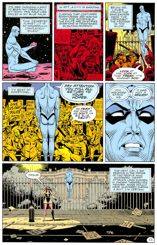 Watchmen (1986) issue 4 - Page 24