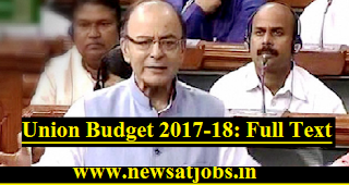 Union-Budget-2017-18-Full-Text